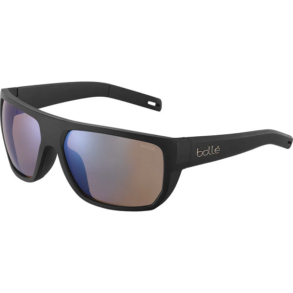 bolle VULTURE Matte Black Sunglasses